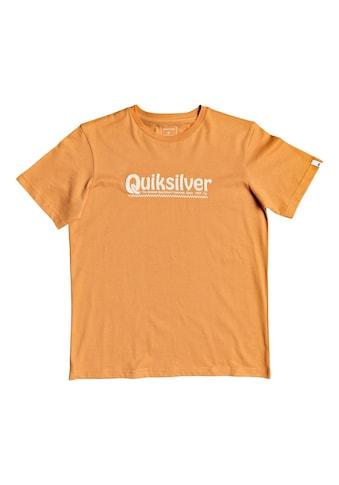 Quiksilver T-Shirt »New Slang« kaufen