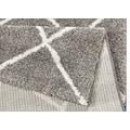 MINT RUGS Teppich »Diva«, rechteckig, 20 mm Höhe, Allover Design, Wohnzimmer