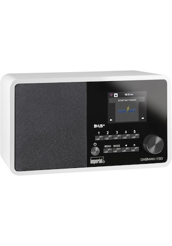 Internet Radio, Imperial, »Dabman i150 Weiss« kaufen