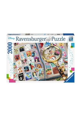 Ravensburger Puzzle »Meine liebsten Briefmarken« kaufen