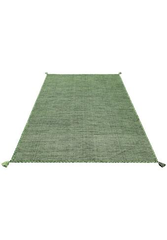 Teppich, »Micol«, Theko Exklusiv, rechteckig, Höhe 3 mm, handgewebt kaufen