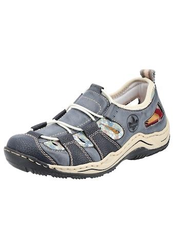 Rieker Slip-On Sneaker, mit Kontrastdetails kaufen