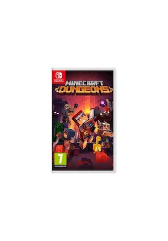 Nintendo Spiel »Nintendo Minecraft Dungeons - Hero Edition«, Nintendo Switch, Standard... kaufen