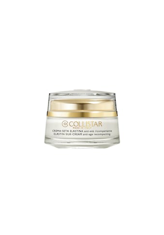 COLLISTAR Anti-Aging-Creme »Pure Actives Elastin Silk anti-age 50 ml«, Premium Kosmetik kaufen