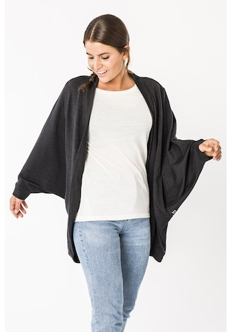 SUPER.NATURAL Sweatjacke »W LOOSE JACKET« kaufen