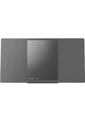 Panasonic Microanlage »SC-HC2040 Schwarz«, (CD-Bluetooth-WLAN Digitalradio... kaufen