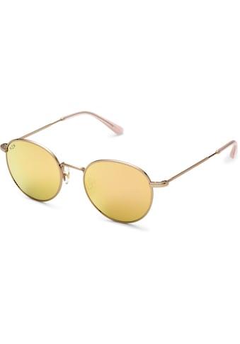 Sonnenbrille, Kapten & Son, »Kapten & Son Sonnenbrille London All Pink Mirrored« kaufen