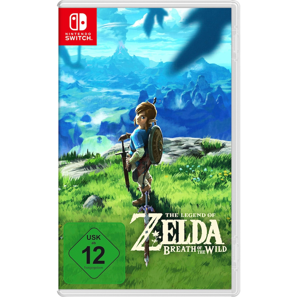 Nintendo Switch Spiel »The Legend of Zelda: Breath of the Wild«, Nintendo Switch