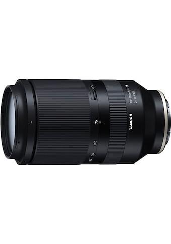 Tamron »70 - 180mm F/2.8 Di III VXD (für SONY FE)« Zoomobjektiv kaufen