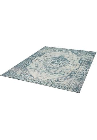 wash+dry by Kleen-Tex Teppich »Levi«, rechteckig, 9 mm Höhe, In- und Outdoor geeignet,... kaufen