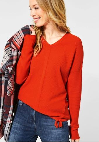 Cecil V - Ausschnitt - Pullover kaufen