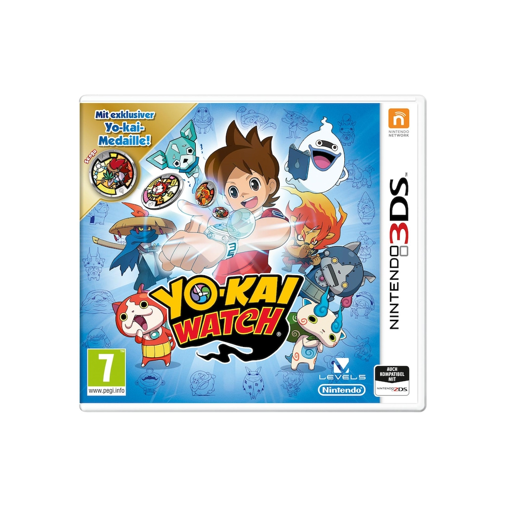 Nintendo Spiel »Yo-Kai Watch Special Edition«, Nintendo 3DS, Special Edition