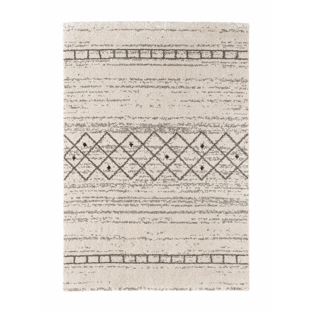MINT RUGS Teppich »Shade«, rechteckig, 20 mm Höhe, Wohnzimmer