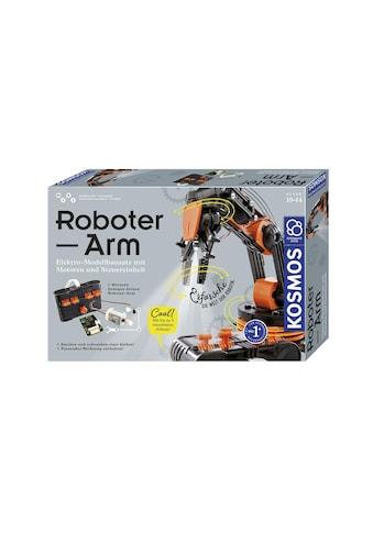 Kosmos Experimentierkasten »Roboter-Arm« kaufen