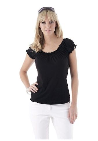 Aniston CASUAL T-Shirt, mit Carmenausschnitt kaufen