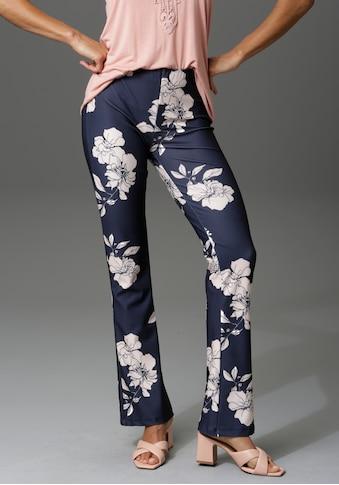 Aniston CASUAL Leggings, bedruckt oder uni - Du hast die Wahl kaufen