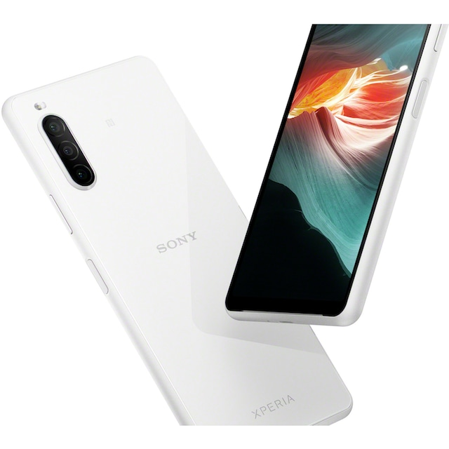 Sony Xperia 10 II Smartphone (15,24 cm / 6 Zoll, 128 GB, 12 MP Kamera)