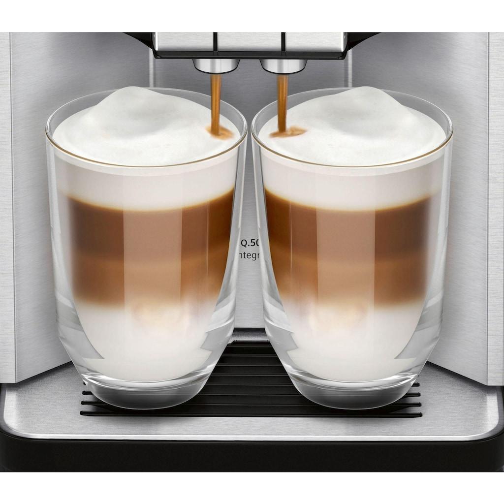 SIEMENS Kaffeevollautomat »EQ500 TQ507D03«