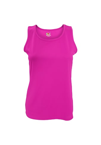Fruit of the Loom Funktionstop »Damen Lady - Fit Performance Top, ärmellos« kaufen