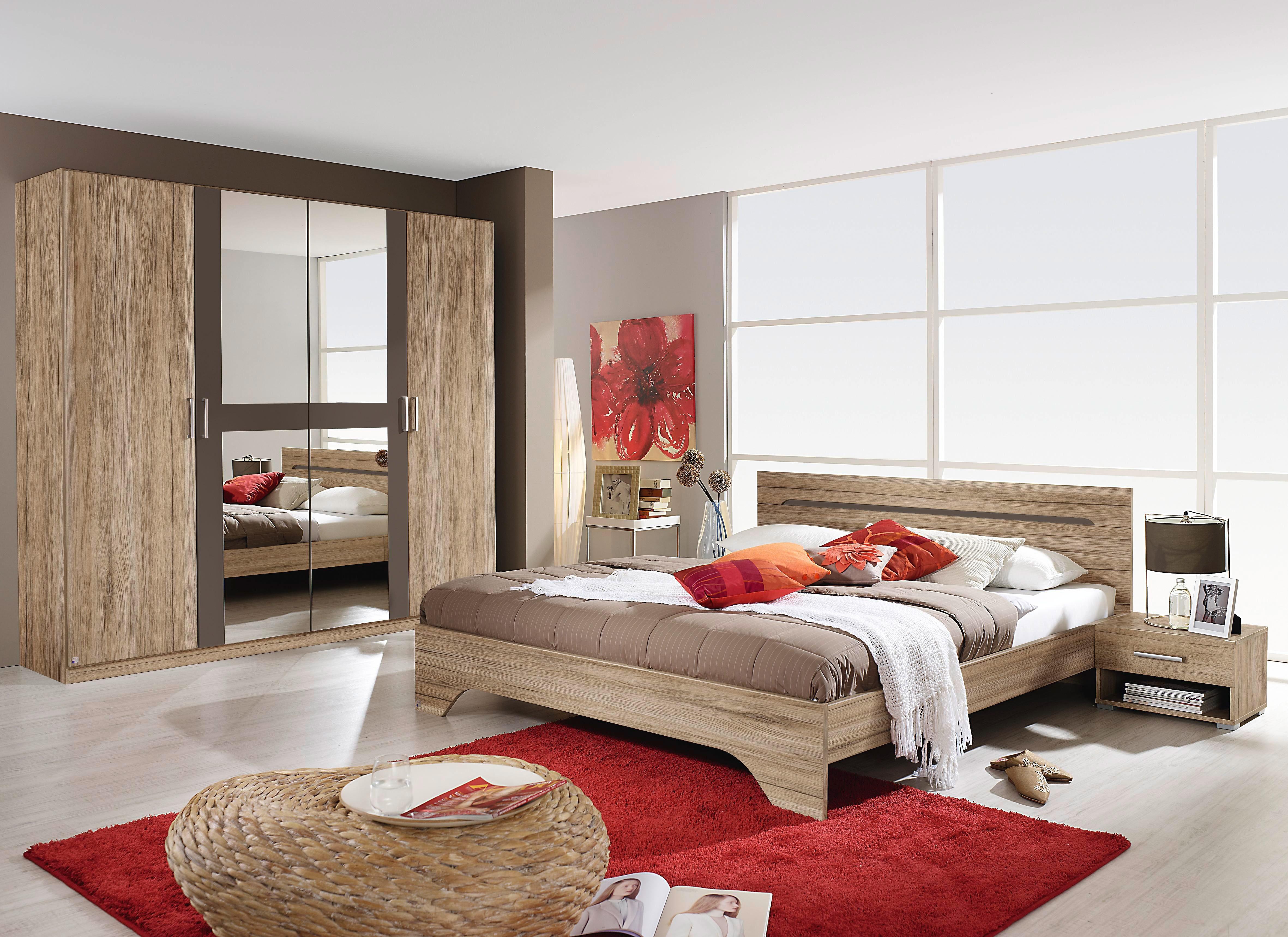rauch Schlafzimmer-Set »Rubi« (Set, 4-tlg) bestellen   BAUR