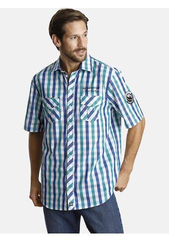 Jan Vanderstorm Kurzarmhemd »OLVAR« kaufen