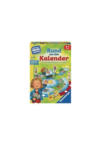 Ravensburger Spiel »Rund um den Kalender« kaufen