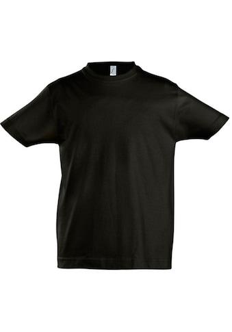 SOLS T-Shirt »Kinder Unisex Imperial, Baumwolle, Kurzarm« kaufen