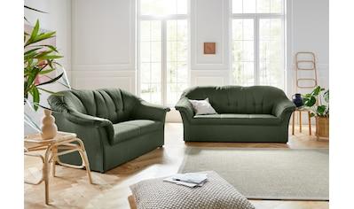 DOMO collection Polstergarnitur »Pegnitz«, (Set), 2- und 3-Sitzer kaufen