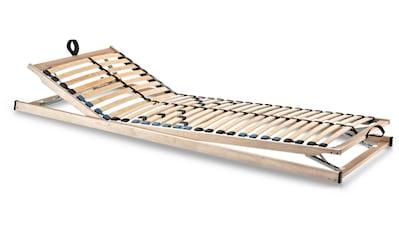 Lattenrost, »Twinflex KF S3«, Happy sleep, Kopfteil manuell verstellbar kaufen