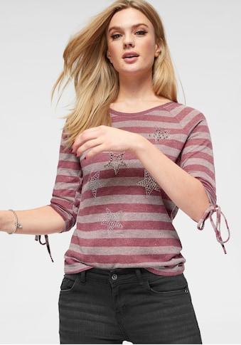 HaILY'S Rundhalsshirt »JANA« kaufen