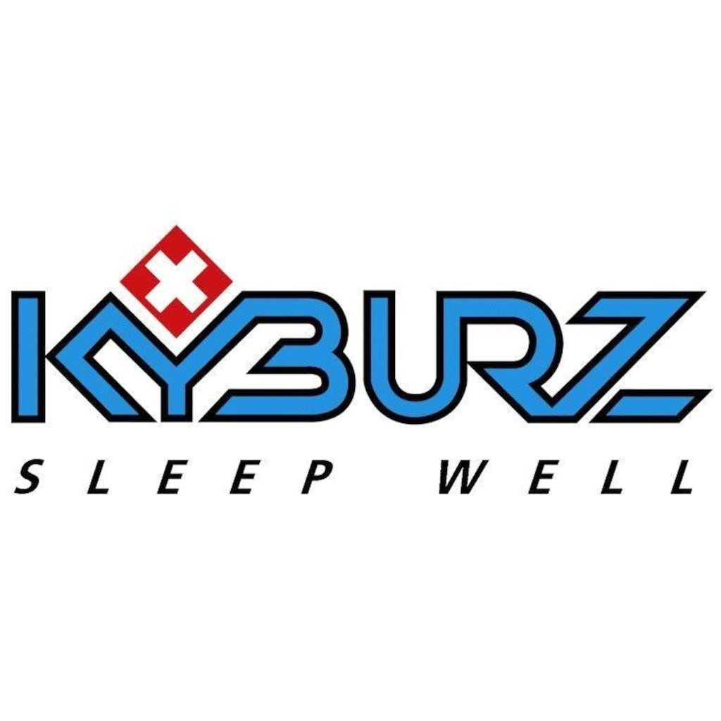 Kyburz Einziehdecke »Sommerduvet«, Füllung 60% Leinen, 40% Baumwolle, Bezug 100% Baumwollfeingewebe (kbA) Farbe natur, (1 St.)