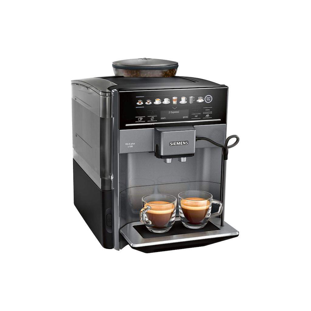 SIEMENS Kaffeevollautomat »Siemens Kaffeevollautomat EQ.6 plus«