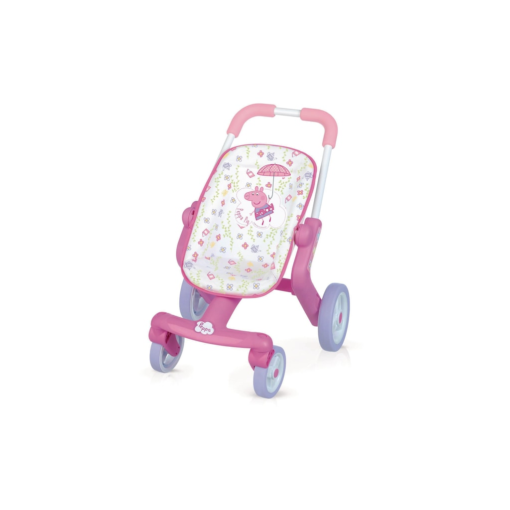 Smoby Puppenbuggy »Peppa Pig«