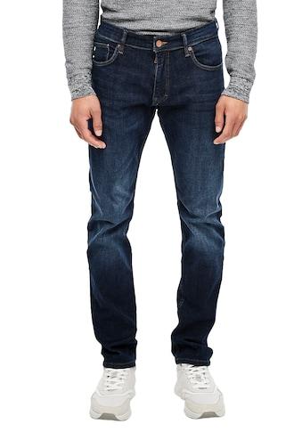 Q/S by s.Oliver 5-Pocket-Jeans, mit leichten Abriebeffekten kaufen