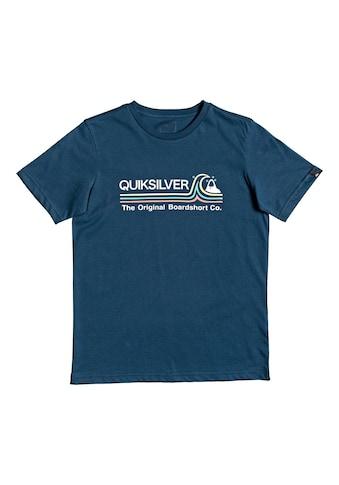 Quiksilver T - Shirt »Stone Cold Classic« kaufen