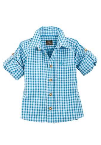 Trachten Kinderhemd kariert, OS - Trachten acheter