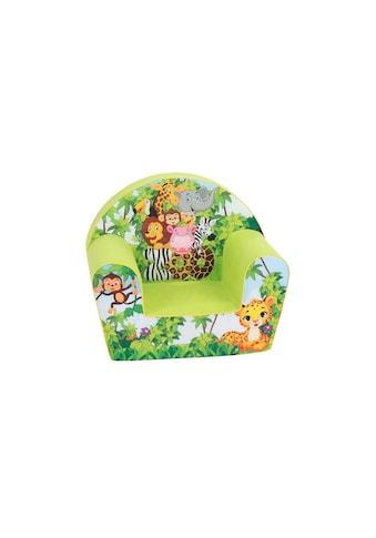 Knorrtoys® Sessel »Kindersessel Jungle« kaufen