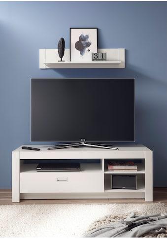 TV-Bank »Alaska«, mit 3 Fächern und Schubkasten kaufen