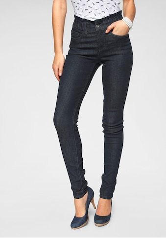 Arizona Slim-fit-Jeans »im Paperbag- Style«, High Waist kaufen