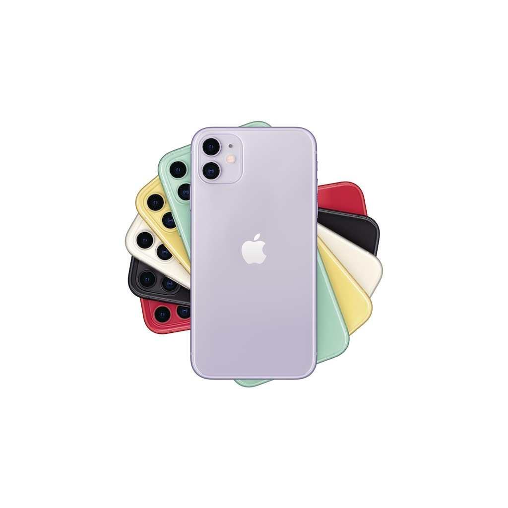 "Apple Smartphone »iPhone 11 256GB Violett«, (15,49 cm/6,1 "",)"