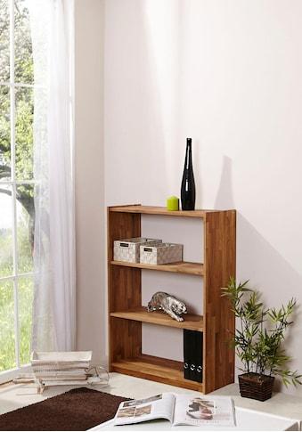 Ticaa Standregal, in 4 Höhen von 111 - 214 cm, Eiche kaufen