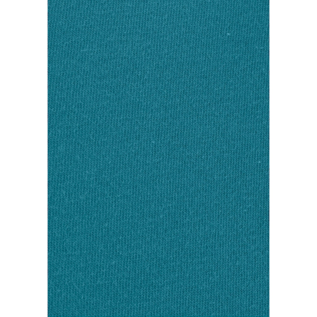 H.I.S Unterziehshirt, mit V-Ausschnitt aus Baumwolle