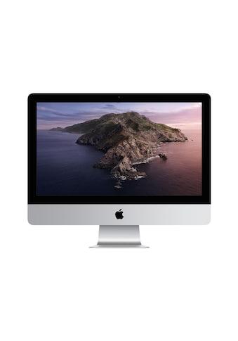"""Apple iMac »iMac (2020), 21,5"""", 4K Retina, 8GB RAM, 256 GB Speicherplatz«, Z145_24_CH_CTO kaufen"""