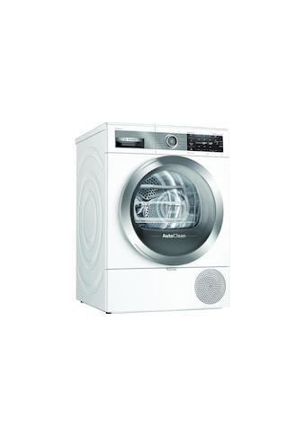 BOSCH Wärmepumpentrockner »WTXH7E50CH« kaufen