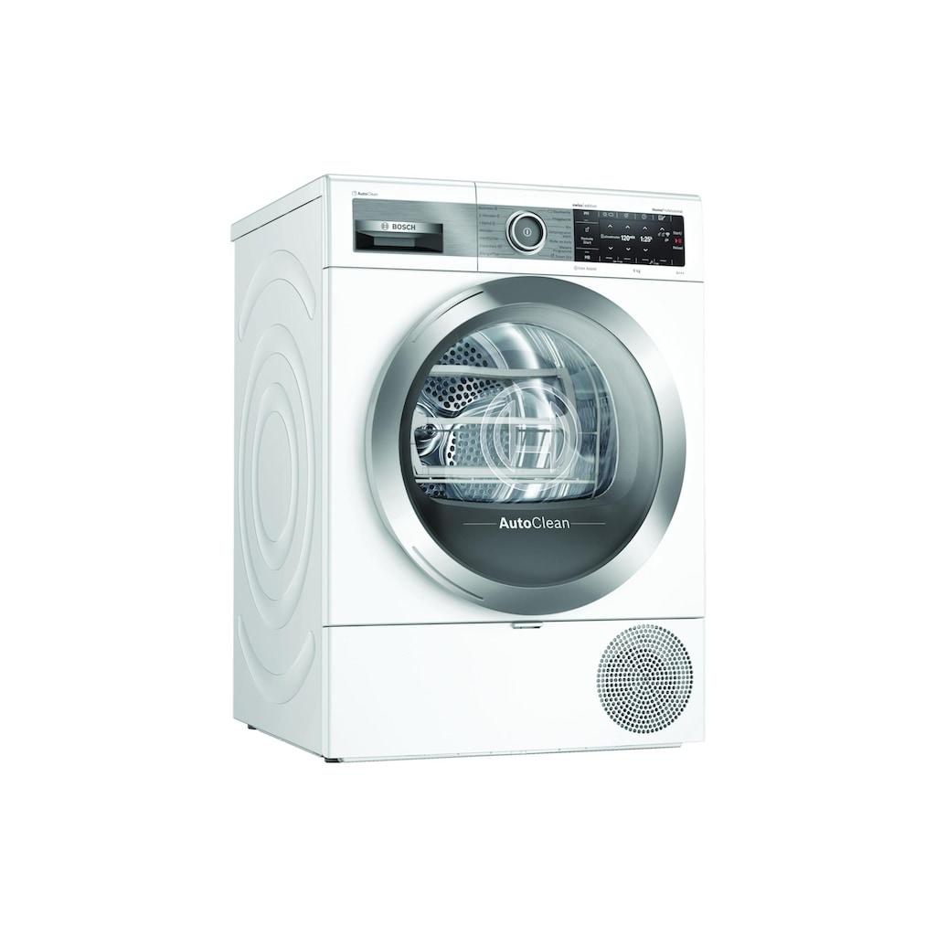 BOSCH Wärmepumpentrockner »WTXH7E50CH«