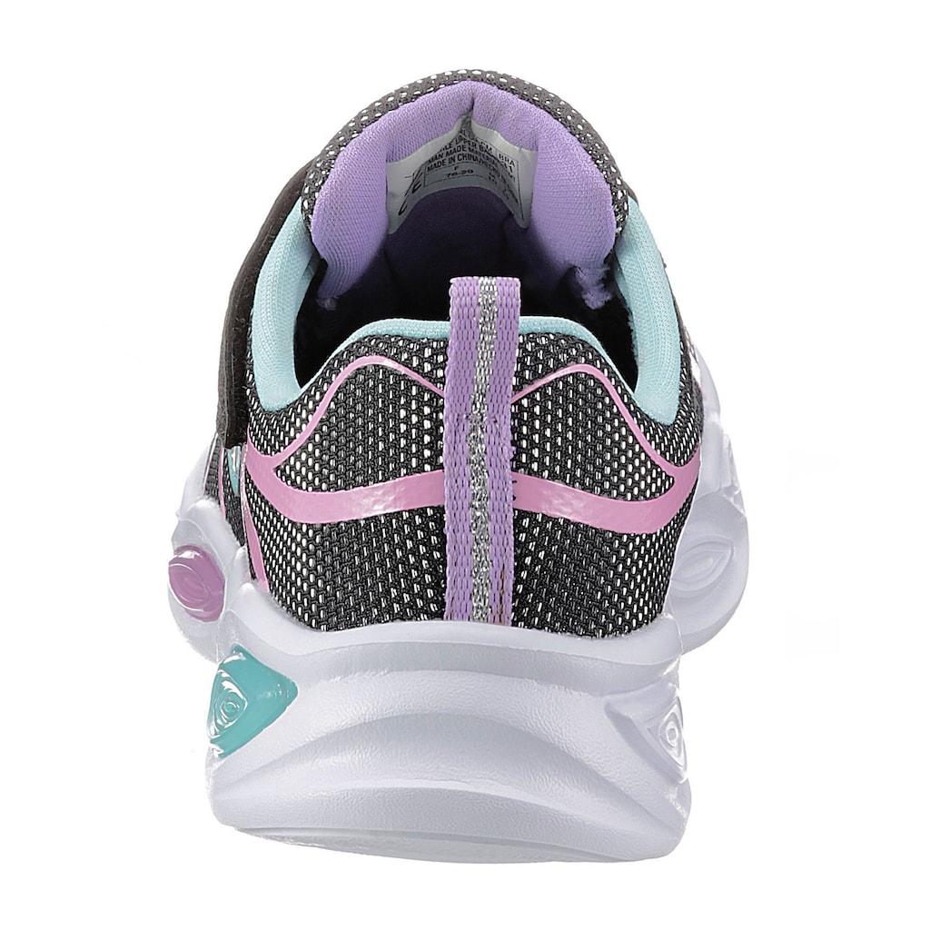 Skechers Kids Sneaker »Blinkschuh Shimmer Beams«