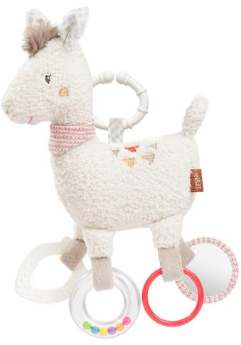Fehn Greifspielzeug »Peru Activity-Lama«, mit Ring kaufen
