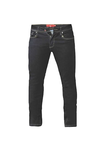 Duke Clothing Stretch - Jeans »Herren Cedric, Tapered Fit, King Size« kaufen