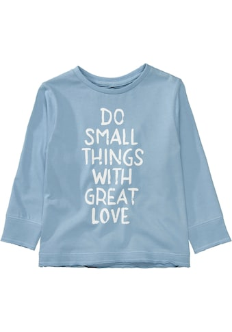 BASEFIELD Langarmshirt »BIG INSPIRATION« kaufen