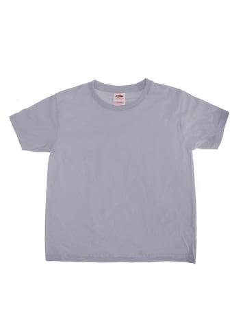 Fruit of the Loom T - Shirt »Kinder Sofspun , Kurzarm, Rundhalsausschnitt (2 Stück/Packung)« kaufen